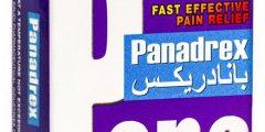 أقراص بانادريكس panadrex مسكن للألم