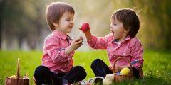 أركان التنمية لدى الأطفال بعمر 4 سنوات
