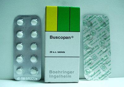 دواعي استعمال بوسكوبان أقراص لعلاج القولون العصبي