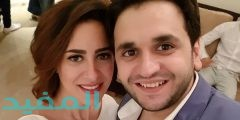 تعرف علي الفنان مصطفى خاطر وزوجته ومجموعه من اجمل صور مصطفي خاطر