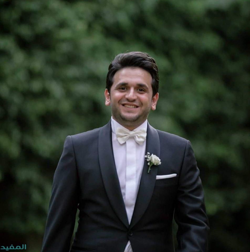 رتعرف علي الفنان مصطفى خاطر وزوجته