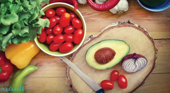 العناصر الغذائية دورها ومصادرها