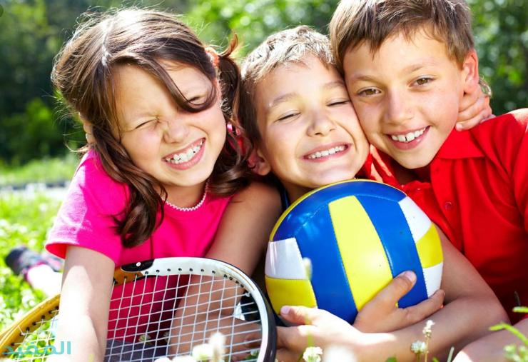 أهمية الرياضة للأطفال