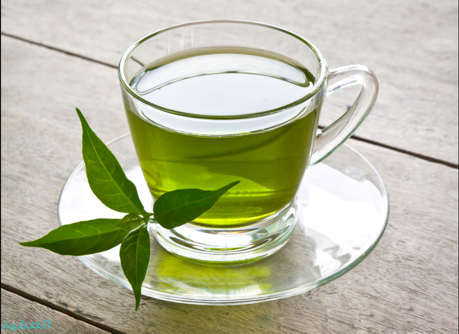 ما هو الشاي الاخضر