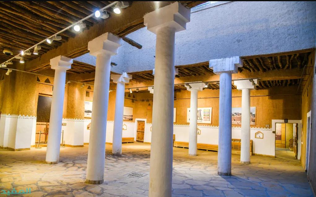 متحف قصر المصمك التاريخي