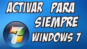 حل مشكلة activate windows 7