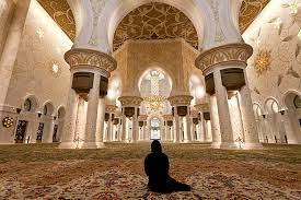 دعاء الخروج من المسجد والدخول إليه من السنة النبوية الكريمة