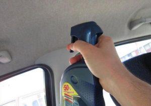 طريقة تنظيف سقف السيارة من الداخل